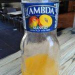 Lambda Mango Juice