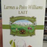 Larmes de Poire Williams