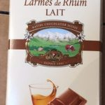 Larmes de Rhum Lait