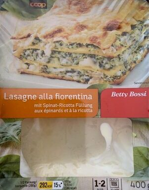 Lasagne alla fiorentina