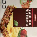 Lasagne verdi alla bolognese