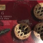 Lattice Topped Mince Pies