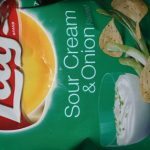 Lays sour cream and onions flavour
