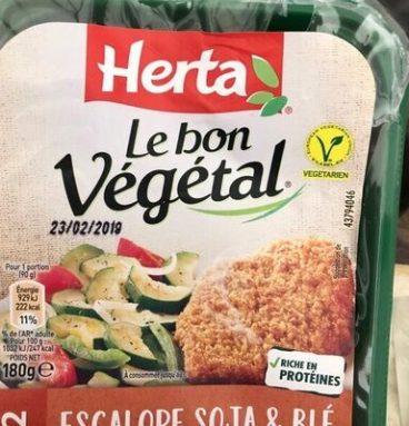 Le bon végétal