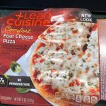 Lean cuisine for cheese pizza