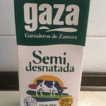 Leche Gaza Semi-desnatada
