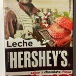 Leche Hershey´s sabor chocolate-fresa