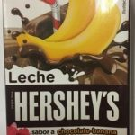 Leche sabor a chocolate-banana