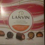 Les chocolats caramel - noir et lait