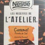 Les recettes de l'atelier Caramel