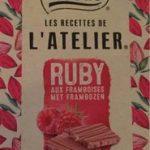 Les recettes de l'atelier Ruby