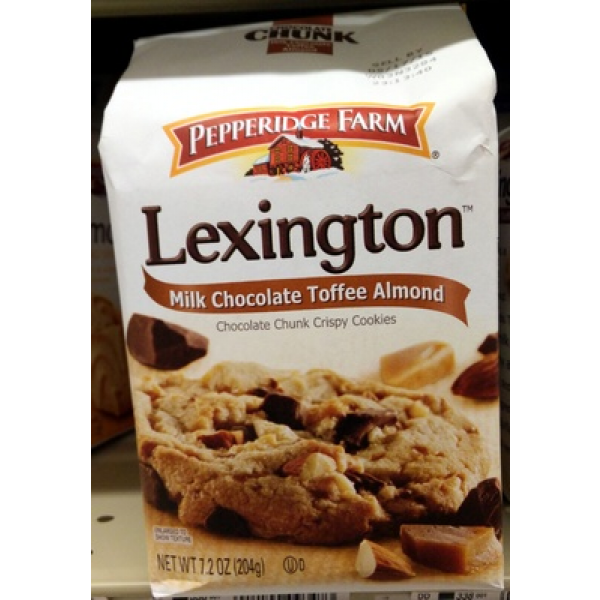 Lexington Milk Chocolate Toffee Almond