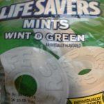Lifesavers Mints Wint O Green