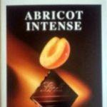 Lindt Excellence Abricot Intense Noir aux amandes effilées