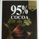 Lindt Excellence Dark Chocolate 95%