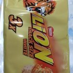 Lion snack size white