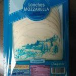 Lonchas MOZZARELLA Sin gluten a