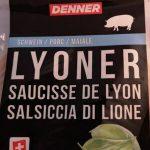 Lyoner saucisse de Lyon