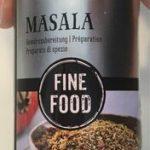 Mélange d'épices Masala