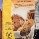 Mélange de farine sans gluten