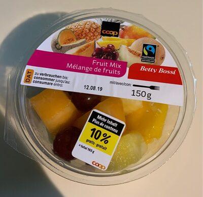 Mélange de fruits