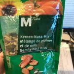 Mélange de graines et de noix