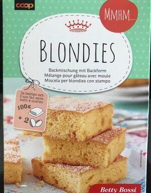 Mélange pour gâteau Blondies