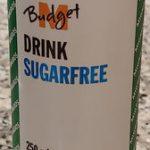 M-Budget Drink Sugarfree