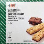 M-budget Bastoncini Di Cereali Cioccolat
