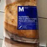 M-classic Kuchenteig Im Block