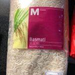 M-classic Riz Basmati