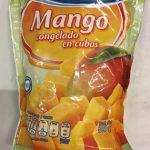 MANGO CONGELADO EN CUBOS