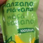 MANZANA Y PLATANO