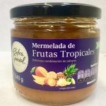 MERMELADAS DE FRUTAS TROPICALES