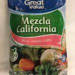 MEZCLA CALIFORNIA