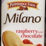 MILANO RAPSBERRY FLAVORED CHOCOLATE