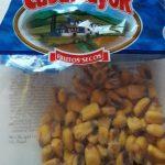 Maïs soufflés