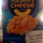 Macaroni & cheese dinner