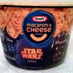 Macaroni & cheese dinner - star wars