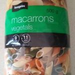 Macarrons vegetals