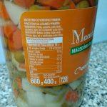 Macedonia de legumbres