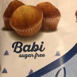 Madeleine Sans sucre
