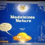 Madeleines nature
