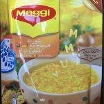 Maggi Soup PKT Chicken With Abc Pasta