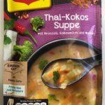 Maggi Thai-kokos Suppe
