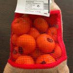 Mandarine var. Nadorcott