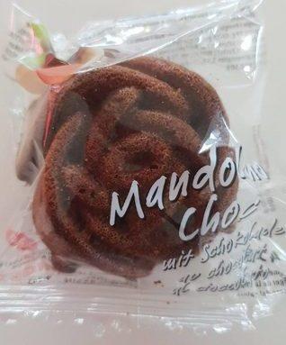 Mandoline choc