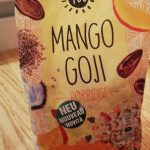 Mango Goji Porridge