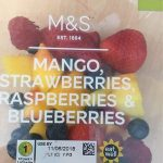 Mango strawberried
