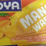 Mango wafers